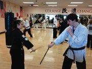 Tae Kwon Do Training Weapons
