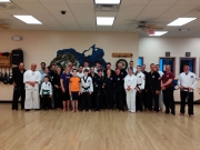 Martial Arts Class Picture