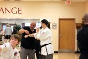 Self Defense Knife Attack