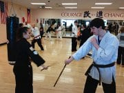 Tae Kwon Do Training Weapons
