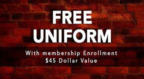 Free Uniform Offer