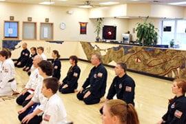 Karate Class RMTA
