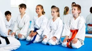 Children's Martial Arts Class